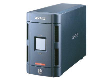 Buffalo externe Festplatte Drivestation Duo