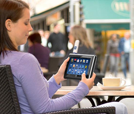 smartpad 1&1  tablet