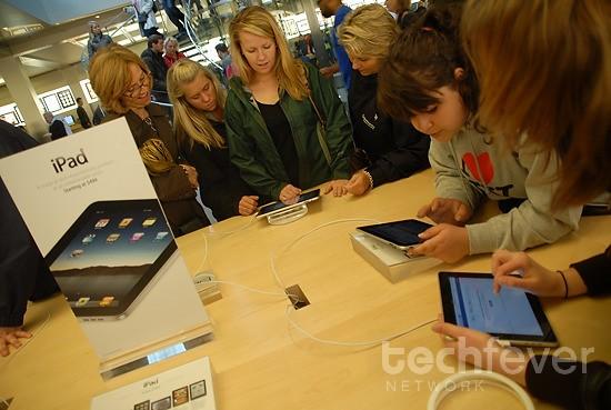 Apple ipad verkaufsstart deutschland