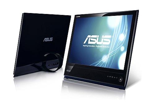 Asus представляет новые светодиодные мониторы MS228H и MS208N