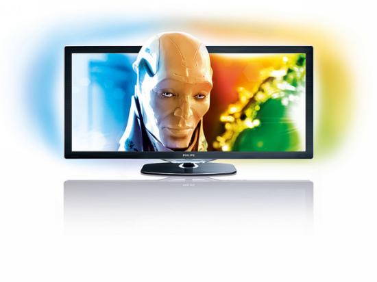 Philips Cinema 21:9 Platinum Series 3D-TV 3D-Kino Wohnzimmer