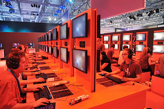 gamescom gaming messe