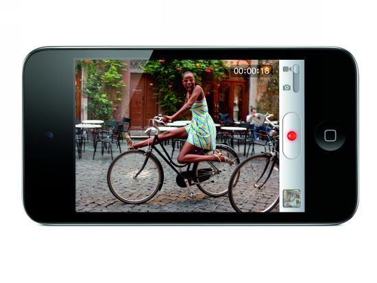 Apple iPod Touch kommt iPhone näher
