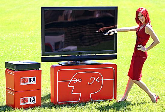 [TV] Voll flach: Jeder 4. deutsche Haushalt besitzt Flachbild-Fernseher
