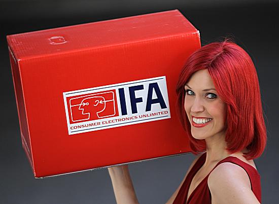 Miss IFA Messe Ende Branche optimistisch