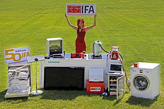 [IFA] Usability Park: IFA lanciert Design-Sonderschau mit Int. Design Zentrum Berlin