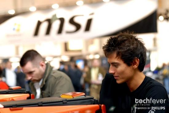 IFA 2009 MSI Computer