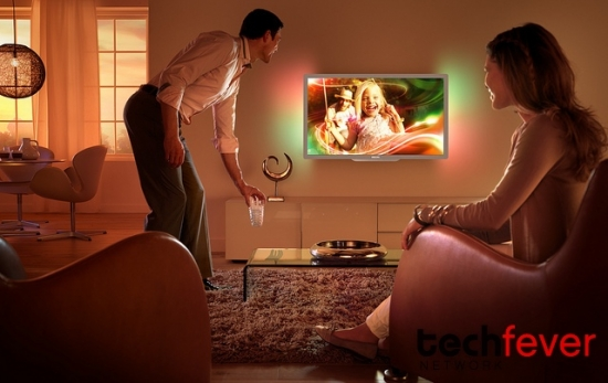 Smart TV Boom Philips 7000-series WEBTV