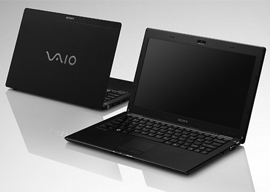 Sony Vaio X-Serie Notebook