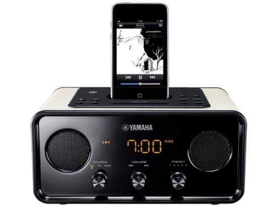 retrofieber yamaha tsx 70 ipod docking station techfieber music musicpulse. Black Bedroom Furniture Sets. Home Design Ideas