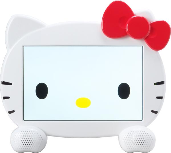 Hello kitty lcd tv techfieber smart tech news hot gadgets - Hello kitty fernseher ...