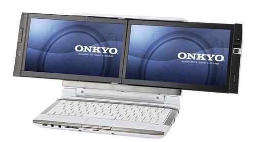 onkyo kohjinsa dualscreen laptop