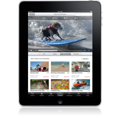 Apple iPad 1 Million