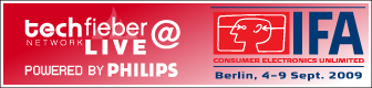 IFA banner Powered by Philips