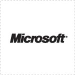 Microsoft Logo Cloud Computing