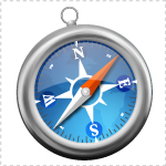 Apple-Browser Safari 5 с расширением