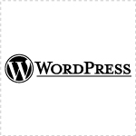 wordpress neu logo
