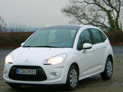 Neuer Citroën C3