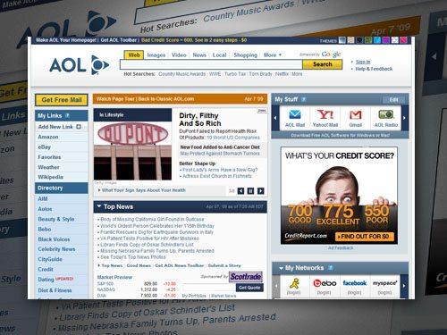 [Web] Microsoft krallt sich 800 Patente von Web-Dino AOL