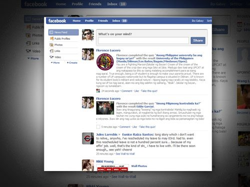 Social Network facebook sicherheit