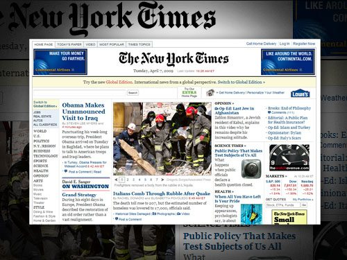 nyt New York Times pay content internet