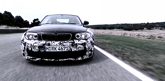 BMW 1-М Купе