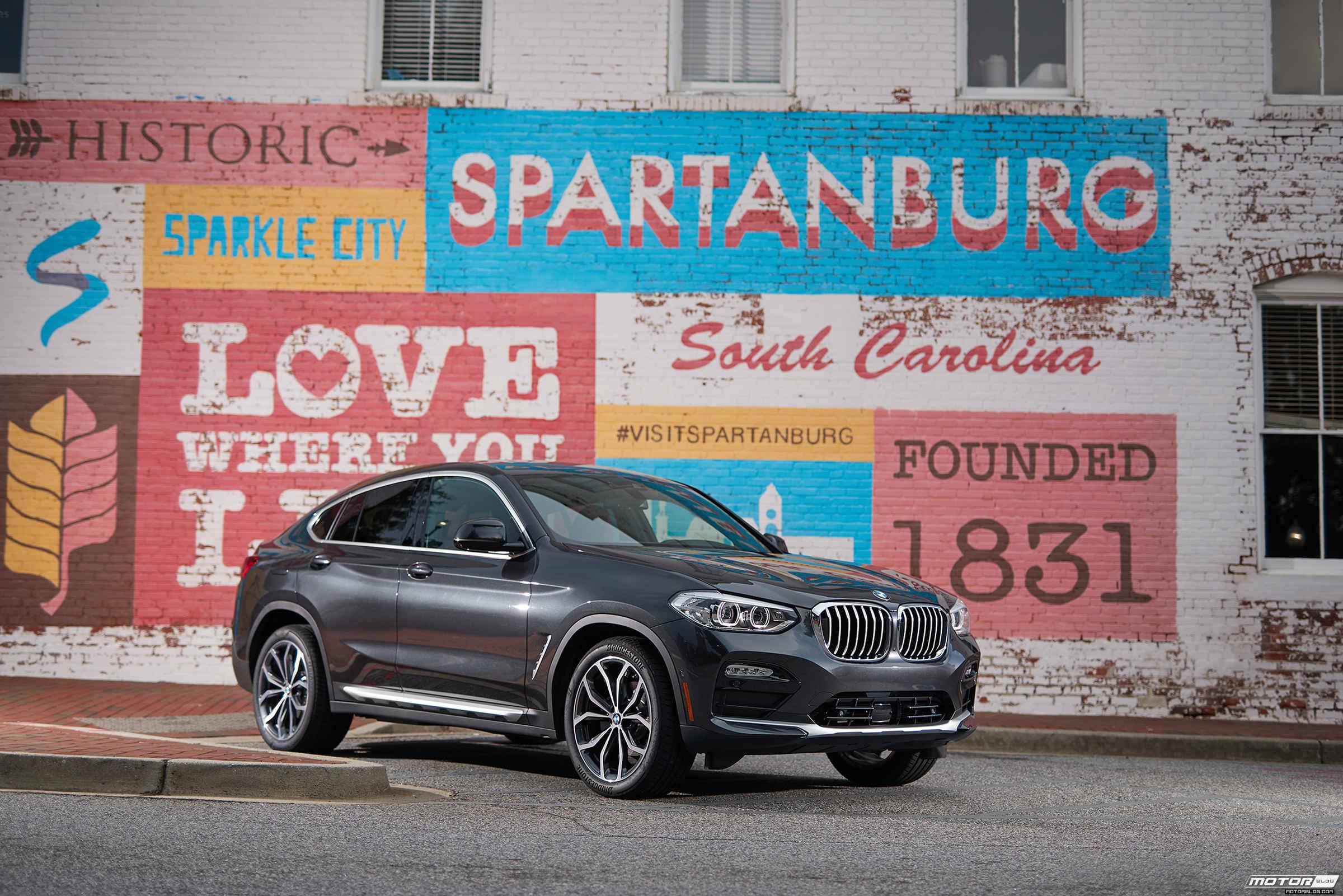 neuer BMW X4 Lifestyle