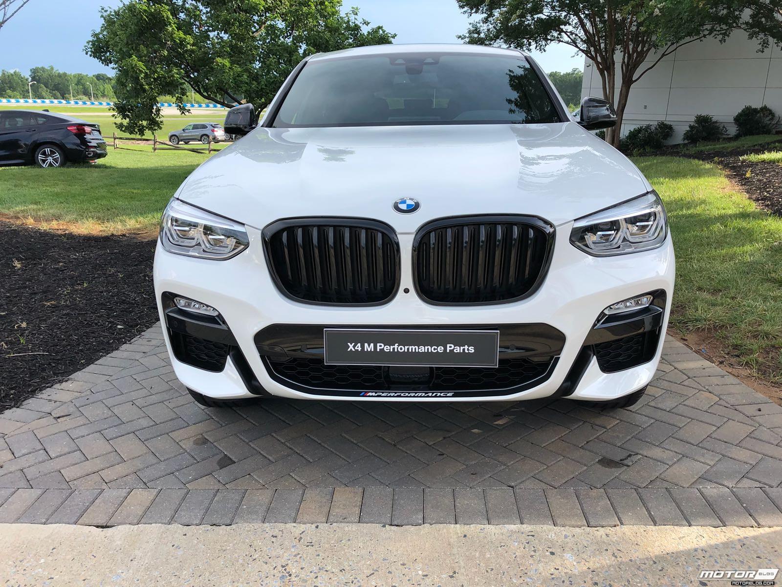 BMW x4 2018 Premiere Spartanburg media event 6