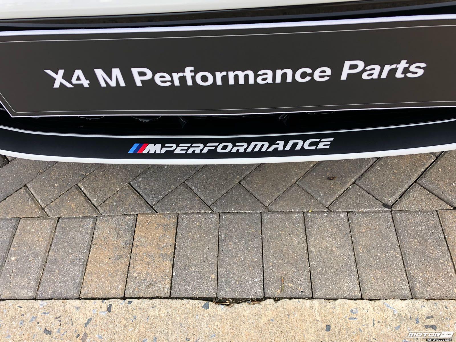 BMW x4 2018 Premiere Spartanburg media event