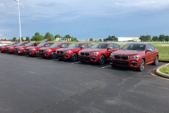 BMW x4 2018 Premiere Spartanburg media event 10