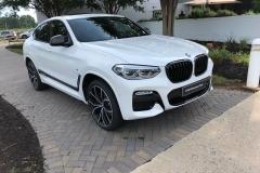 BMW x4 2018 Premiere Spartanburg media event 13