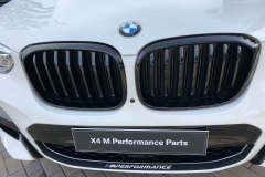 BMW x4 2018 Premiere Spartanburg media event 2