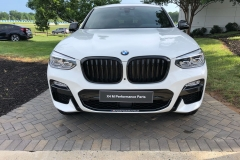 BMW x4 2018 Premiere Spartanburg media event 6