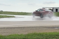 BMW x4 2018 Premiere Spartanburg media event Drift last