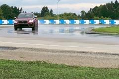 BMW x4 2018 Premiere Spartanburg media event Drift