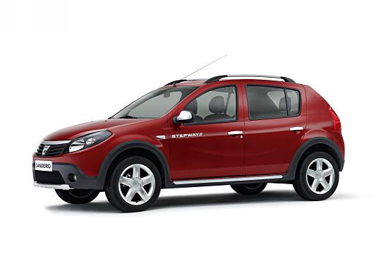 Foto-Gallerie: Dacia Sandero Stepway - MotorBlog | Smart ...
