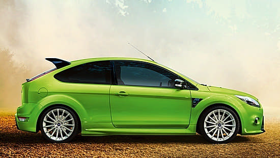 ford focus rs MotorBUSINESS
