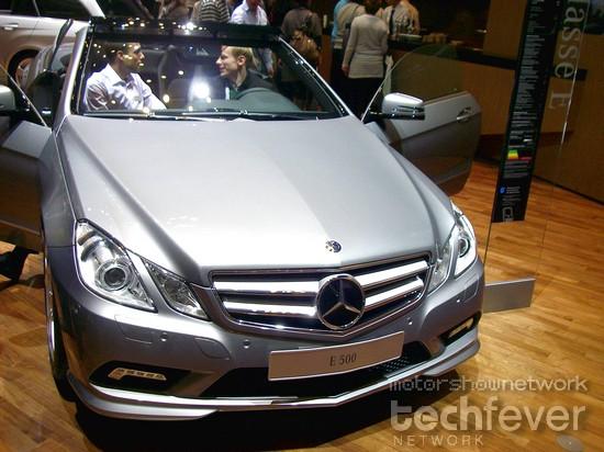 Новый Mercedes-Benz купе CLS
