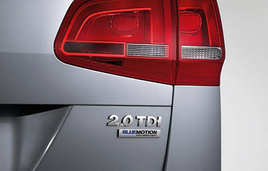 New Volkswagen Sharan