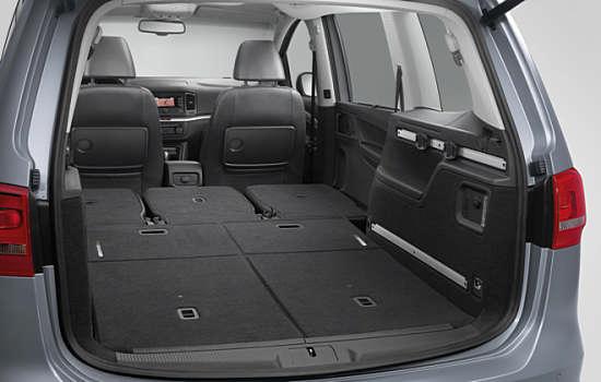 Foto Gallerie: New Volkswagen Sharan - MotorBlog.de Auto ...