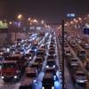 [Verkehrwetter] Winter: Verkehrs-Chaos durch meterhohe Schneeverwehungen in Norddeutschland