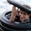 Geek Vehicles | Schüler schlüpft in Selfmade-Submarine #Video