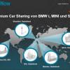Carsharing | BMW macht erstmals Gewinn mit DriveNow