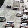 [Verkehrwetter] Winter-Chaos auf den Strassen: Tausende rufen Eis-Hotline der Stadtreinigung Hamburg an