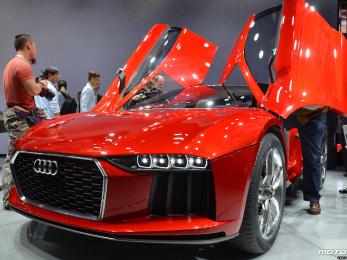 IAA 2013: Audi Nanuk Quattro