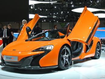 McLaren 650S - Geneva Motor Show