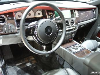 Rolls-Royce Ghost Series II - Geneva