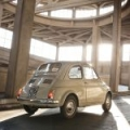Fiat 500 im Museum of Modern Art in New York #MoMa #DriveStyle