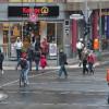 Rundum-Grün und Alles-Rot sollen Gefahr für Fussgänger verringern