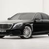 Tuning | Brabus motz Mercedes S-Klasse auf – vorsichtshalber auf 325 km/h limitiert